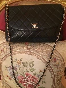 1973 vintage bag by Chanel. Made in the period prior to codes.