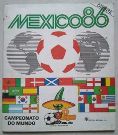 Panini - WC 1986 Mexico - Complete album.