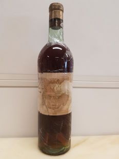 1939 Chateau Filhot, Sauternes - 1 bottle