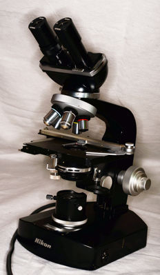 NIKON research microscope