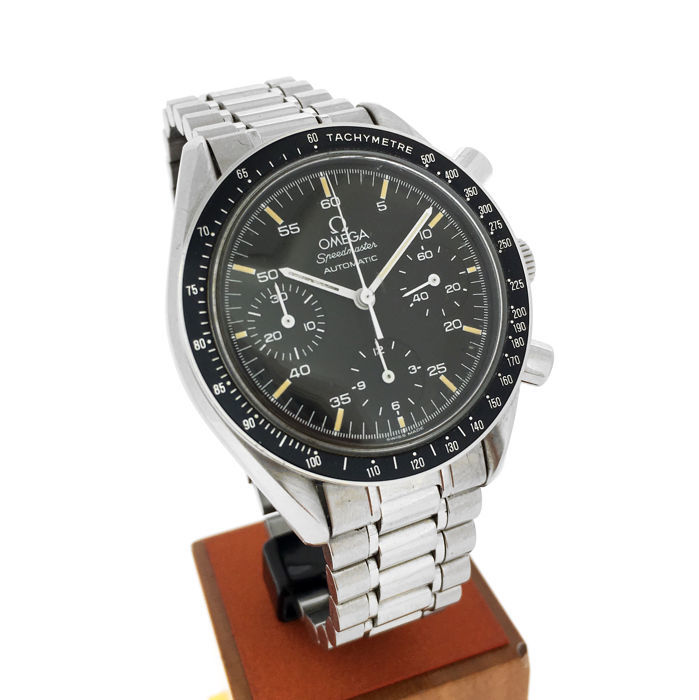 Omega - Speedmaster Reduced Chronograph - 1750033 - Heren - 1980-1989
