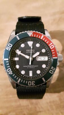 Seiko Classic  Submariner (7S26-0040) from 1997