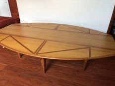 Adolfo Natalini for Driade – table 'Affusoalato'