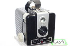 Kodak Brownie Flash camera 1950-1961