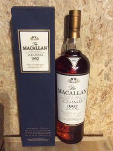 The Macallan Elegancia 1992 - Bottled in 2004