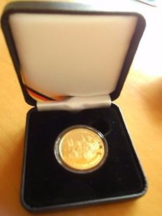 Germany - 100 euro 2004 - gold