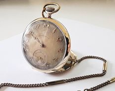 ANCRE - gold men's pocket watch