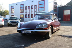 Citroen - DS / ID 19 B - 1968