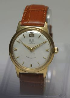 GUB GLASHÜTTE – men's wristwatch – 60s