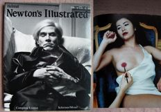 Helmut Newton's Illustrated N°1-N°4 - Complete Edition - 2000