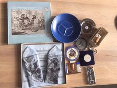Various Mercedes-Benz Automobilia