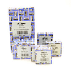 Various Nikon accessories (6 pieces) (2185)