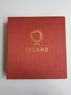 Ireland 1959/1992 - collection with postage due and some sheets