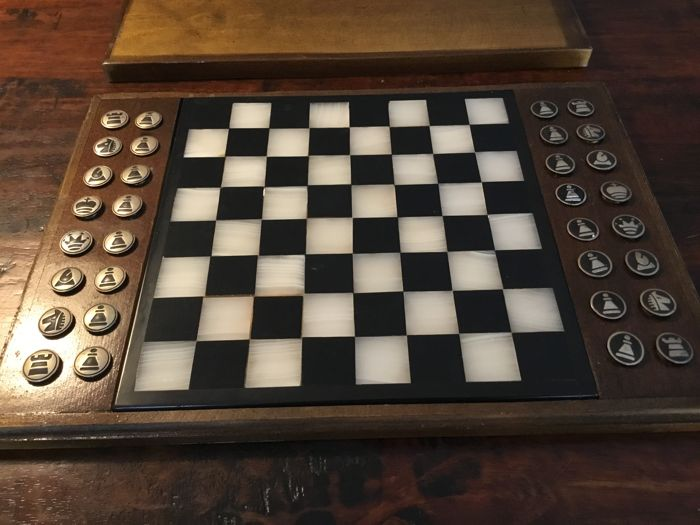 Image Result For Mexican Marble Chess Set