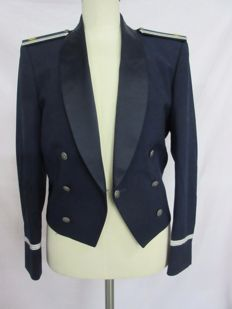 U.S. Navy officers mess dress