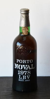 1978 Late Bottled Vintage Port - Quinta do Noval
