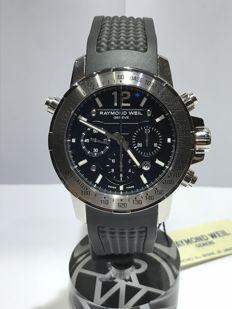 Raymond Weil - Nabucco Cronograph - 7800-SR1-05207 - Hombre - 2011 - actualidad