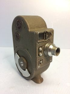 Bell & Howell Double Run Eight /  vintage movie camera