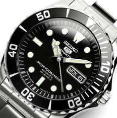 Seiko Automatic 23 jewels - Made in Japan - Men's Automatic Watch.