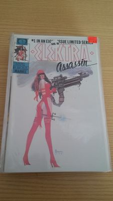 Collection of 4x Elektra complete sets - Marvel Comics - 21x sc