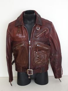Harley Davidson - Leather jacket