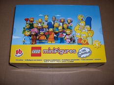 LEGO Minifigs; 71009; The Simpsons Serie 2 - 60 zakjes