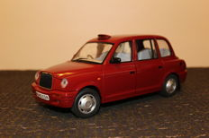 Sun Star - Scale 1/18 - TX1 London Taxi Cab model 1998