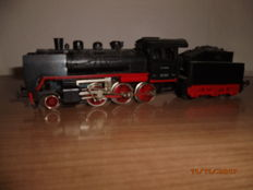 Gützold H0 - Steam locomotive BR24 tender of the DR