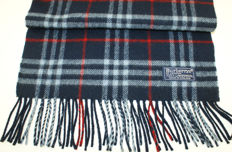 "Burberry - ""Giant"" scarf"