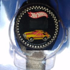 Ford Mustang Hotwheels for young timers wrist watch (official wrist watch)