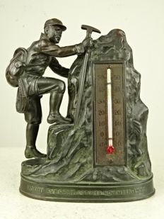 Mount Everest thermometer - Great Britain - 1938