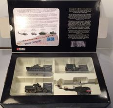 Corgi - Collectable  CS90024 Vietnam war. Diecast model set:  Tour Of Duty