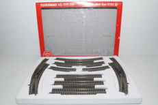 Fleischmann H0 - 6192 - Shunting spur expander set of the ABC system profirail