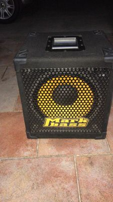 Body for bass 400watt Mark Bass mod New York 112