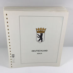 Berlin 1952/1990 - collection on Linder printed album (1983/90)