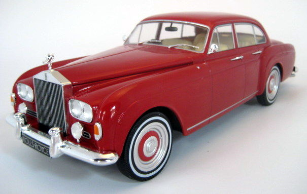 MCG - Scale 1/18 - Rolls Royce Silver Cloud III Flying Spur H (H.J.Mulliner)
