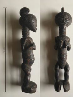 Fertility Sculpture - Congo