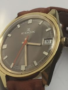 Edox - Classic/Vintage - ST-1950/51 - Homme - 1960-1969