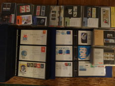 The Netherlands 1953/2001 - collection of FDCs and presentation packs