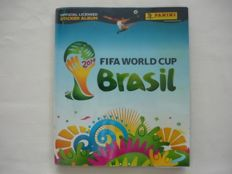 Panini - World Cup Brazil 2014 - Complete album