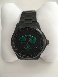 Gucci - G Timeless 44 mm - YA126270 - For men - 2011-present