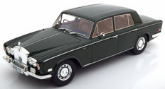 Cult Scale models - Scale 1/18 - Rolls-Royce Silver Shadow 1974-1977 - Colour Green