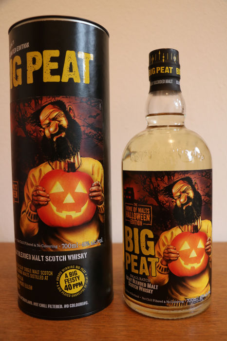 Big Peat The Halloween Edition - 1 of 480 bottles - 700ml