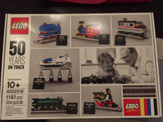 Lego exclusive set 50 Years on track 4002016