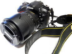 Nikon d7200 (not for long under warranty), +Nikon 18-140