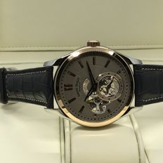 Armand Nicolet - Classic 43mm Rose gold and Steel  Men - 2011-present