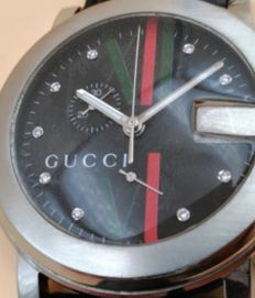 Wristwatch - G Gucci Crono - Reference: 10895384