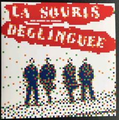 Space Invader - La Souris Delinguee LP