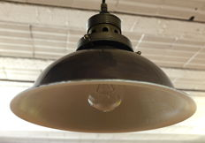 Unknown - Brass pendant light