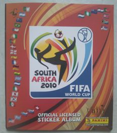 Panini - World Cup Africa 2010 - Complete album.
